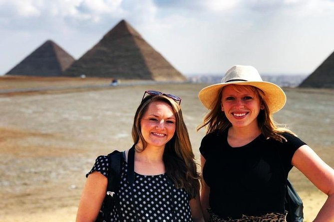 TOP Rated Private Half-Day Trip to Giza Pyramids with 30 M Camel-Riding