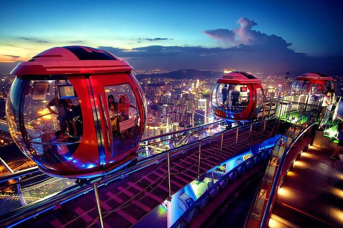 Private Guangzhou Night Tour with Canton Tower and Dim-Sum Dinner
