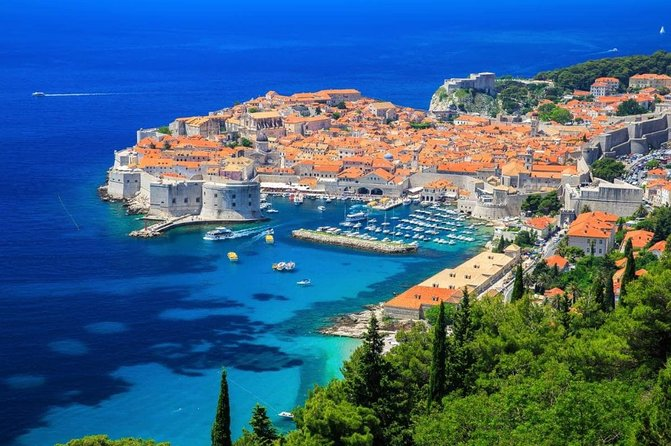 From Trieste to Dubrovnik
