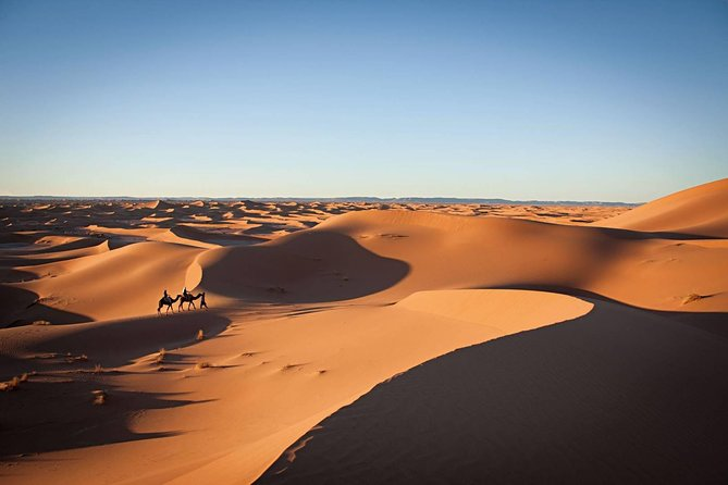 Private 3-Day Sahara Desert To Merzouga From Marrakech