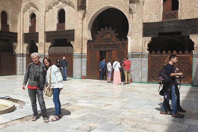 Fez Medina 4-Hour Guided Walking Tour