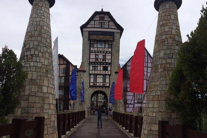 Bukit Tinggi French Village and Genting Highlands tour from Kuala Lumpur