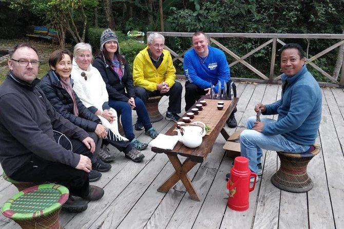 Darjeeling Tea Tasting and Lunch