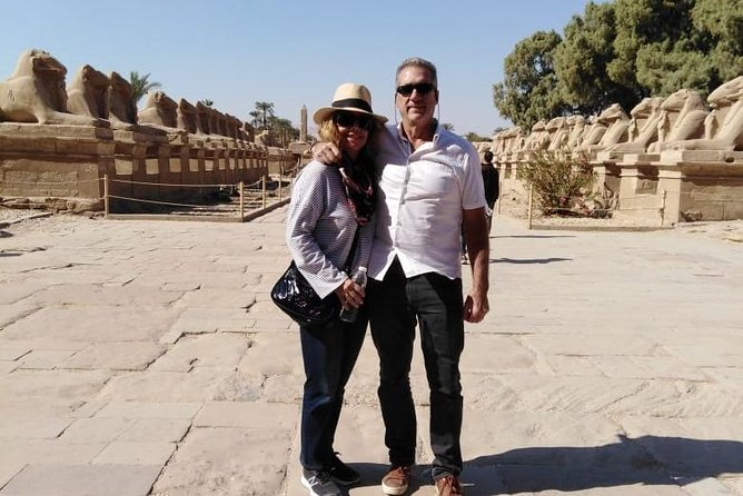 Private Tour to East bank : Karnak and Luxor Temples