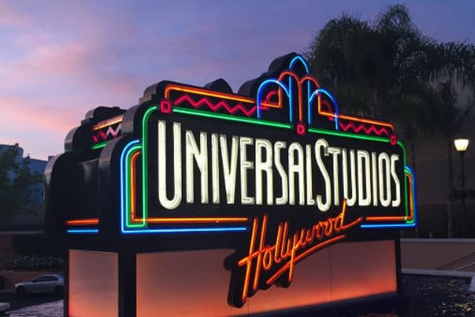 Universal Studios Hollywood Day Trip - Transportation Only