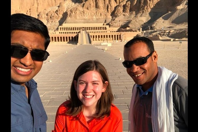 Luxor Full Day Trip with Highlights From Hurghada