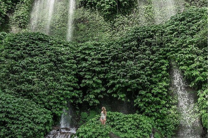 Waterfall, Culture, and Beach Tour (Central & South Lombok)
