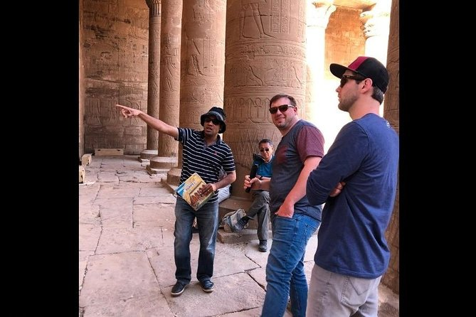 Private Half Day Tour to Visit East Bank Karnak & Luxor temple