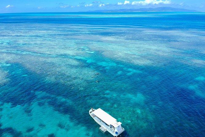 《Departure from Ishigaki Island》 Phantom island landing & snorkeling 3 hours 30 minutes tour