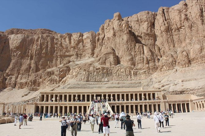 Full Day Tour to Luxor from Cairo by plane