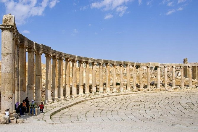 Jordan Horizons Tours: Jerash and Amman City Tour from Dead Sea Day Trip photo 6