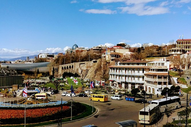 Amazing Georgia 6 Day / 5 nights Guaranteed Departure Tour from Tbilisi