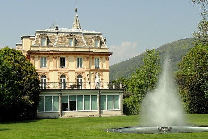 Lake Maggiore - Verbania - Villa Taranto botanical gardens
