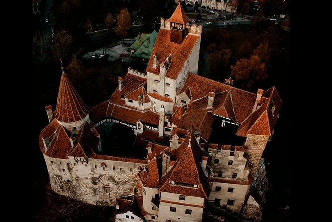 Dracula's Castle, Brașov city and Peleș Castle, Private tour photo 9