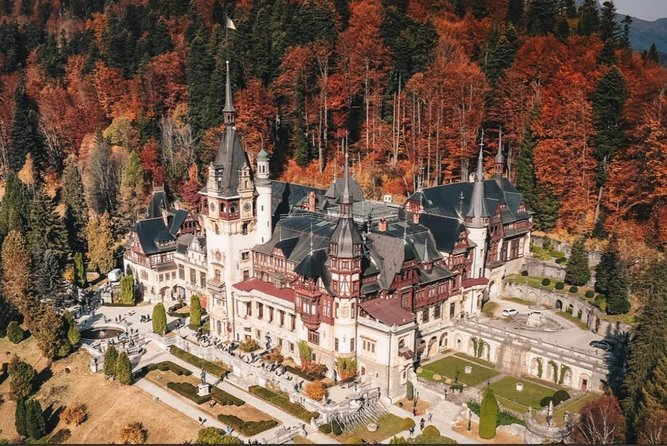 Dracula's Castle, Brașov city and Peleș Castle, Private tour photo 17