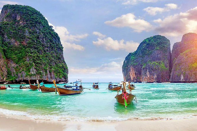Khai & Maiton & Phi Phi islands plus ViewPoint All-inclusive by speedboat photo 4