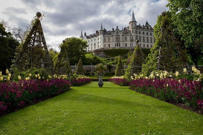 North Highland Tour from Invergordon including Dunrobin Castle and lots more!