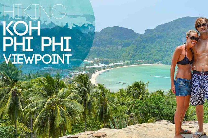 Khai & Maiton & Phi Phi islands plus ViewPoint All-inclusive by speedboat photo 2