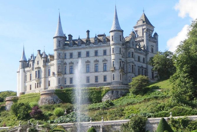 North Highland Tour including Dunrobin Castle and much more From Inverness City