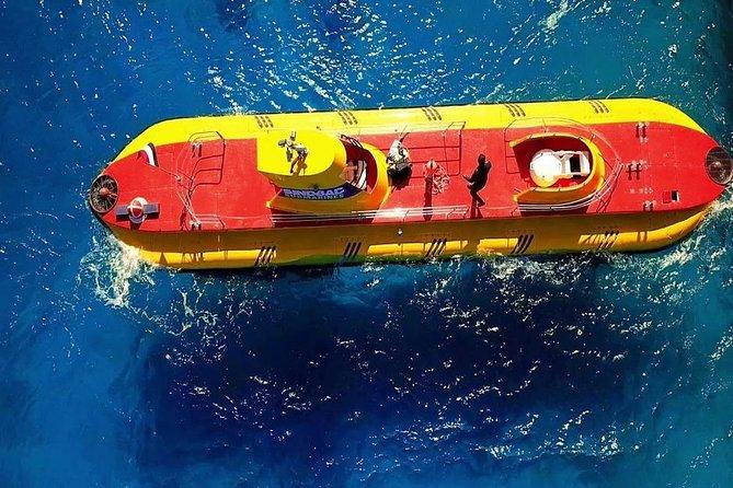 Hurghada Submarine Experience