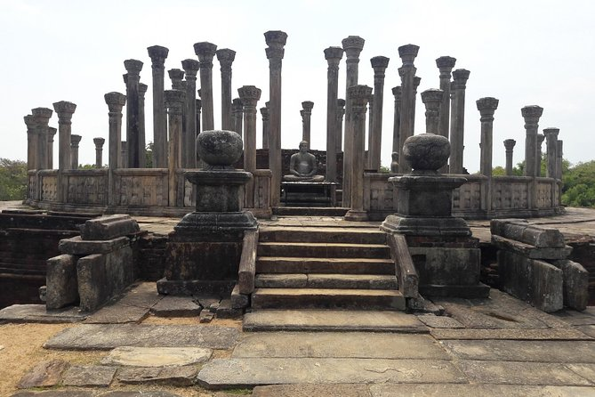 Day our to Polonnaruwa Ancient City from Negombo. photo 15
