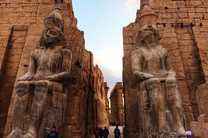 Luxor 1 Day by plane from Sharm el Sheikh