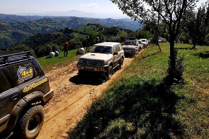 Off Road Adventures in Wild Carpathians - 5 Days