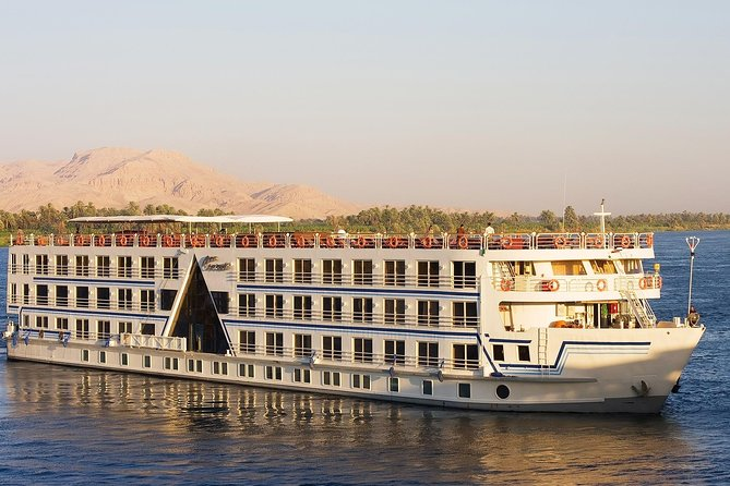 Nile Cruise 3 nights – 4 days From Aswan
