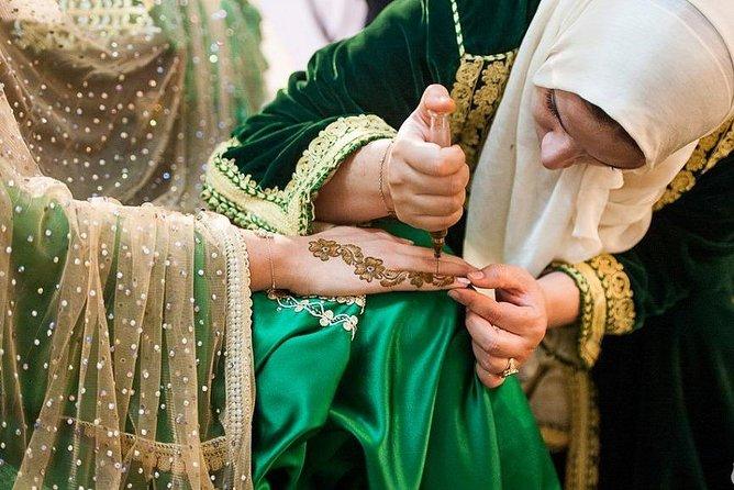 Moroccan Art Henna traditions