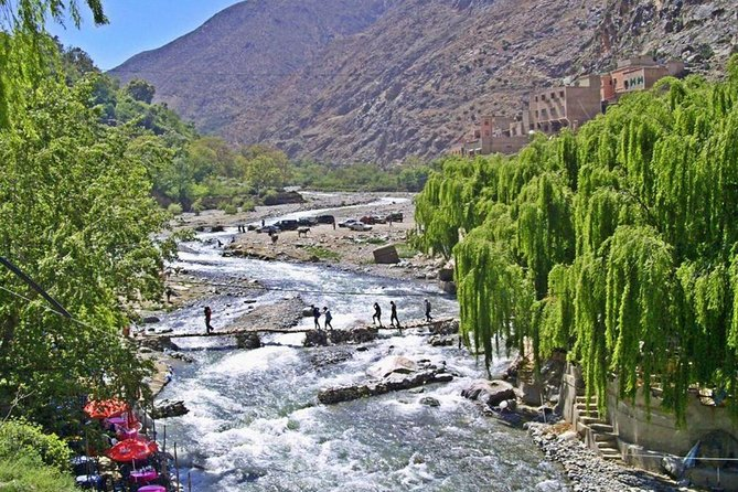 Full day trip to ourika valley and the high atlas mountains photo 4
