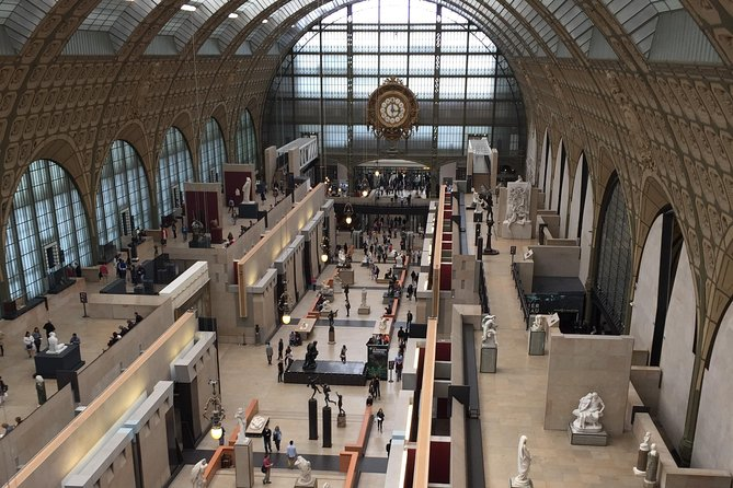 Orsay museum private tour