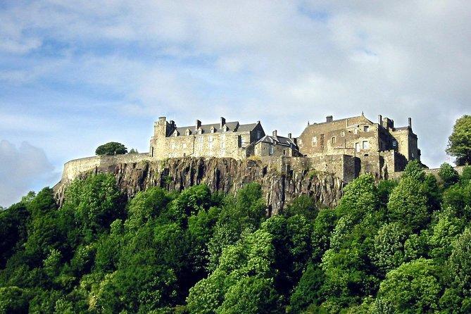 Excursão ao Castelo de Stirling e Loch