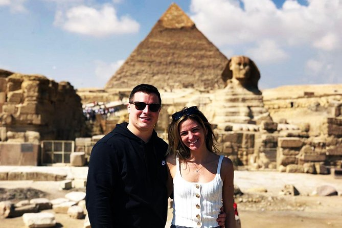 Tour to Giza Pyramids, Egyptian Museum with Lunch on 5 stars Nile Cruise