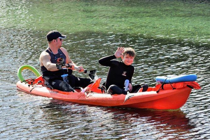 4 Hour Tandem Kayak Rental In Crystal River