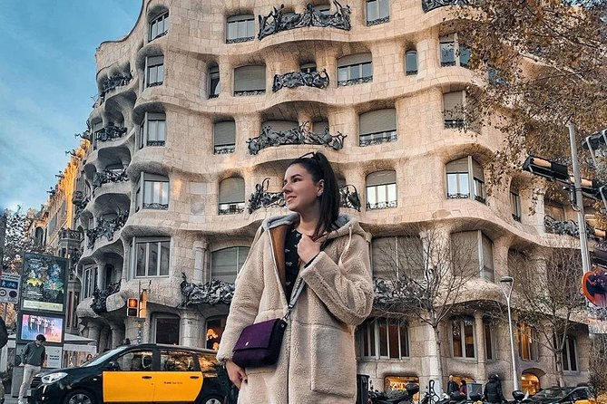 Barcelona Premium Tour : Gaudi and Modernism with an Expert Guide (Private)