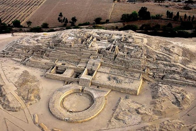 """CARAL"", the oldest civilization in America from Lima. ALL INCLUSIVE!!"