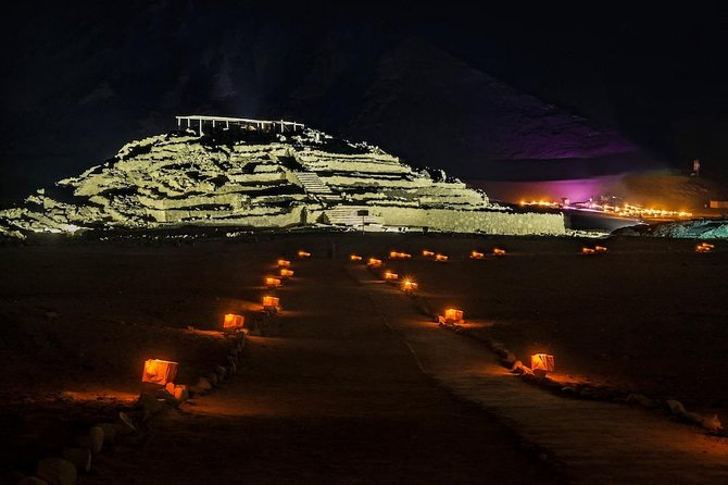 """""""CARAL"""", the oldest civilization in America from Lima. ALL INCLUSIVE!!"""