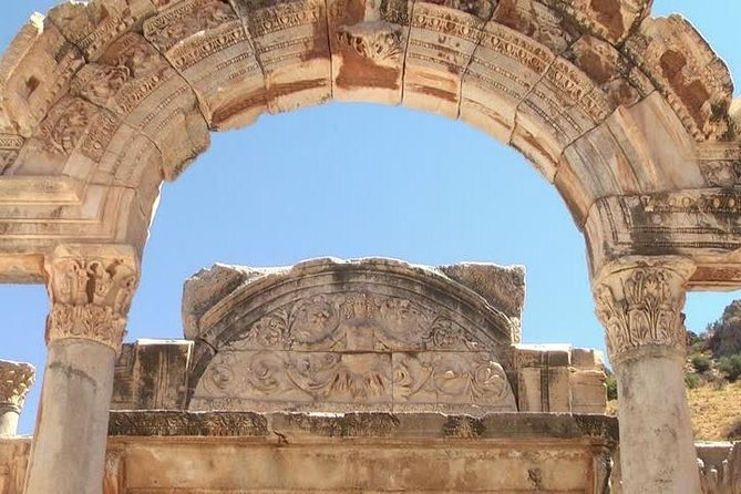Private Tour to Wonders of Ephesus Area Including Lunch & Entrance Fees
