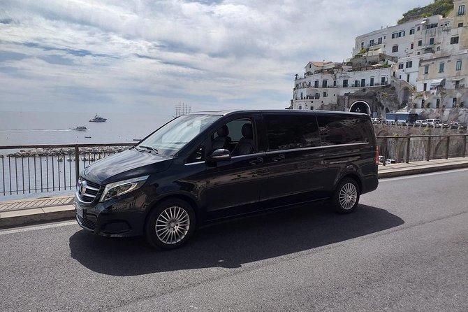 Private Amalfi Coast Full Day Tour 8 Hours