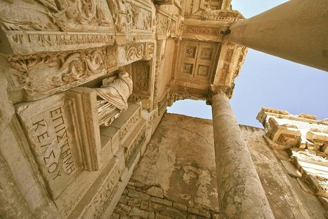 Biblical Ephesus Tour from Istanbul by Plane - Including Flight Tickets