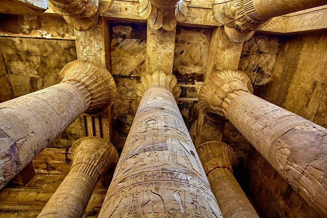 day tour to Dendera Temple From Luxor photo 4