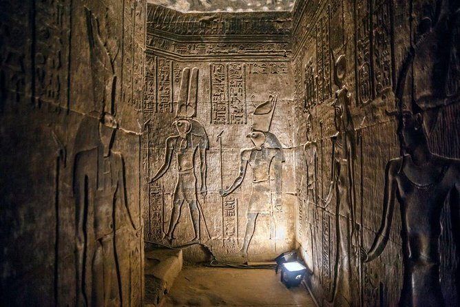 day tour to Dendera Temple From Luxor photo 6