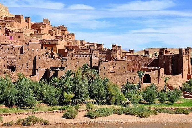 Ouarzazate and Ait Benhaddou Full-Day Tour from Marrakech With Aladdin