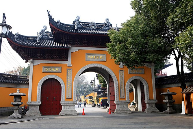 Essential Suzhou City Sightseeing Private Day Tour