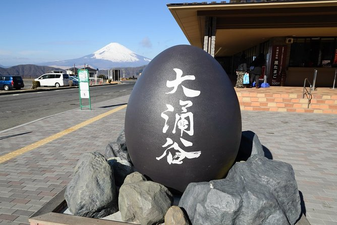 Hakone & Mt Fuji One Day Tour by Charter Private Car Van