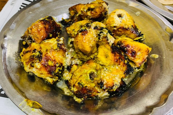 Lucknow Kebab Food Trail