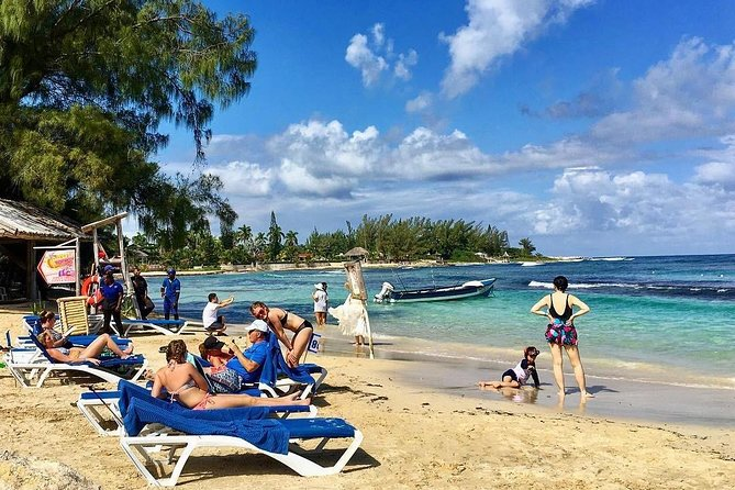 Fantastic Day at Bamboo Blu Beachfront, Ocho Rios