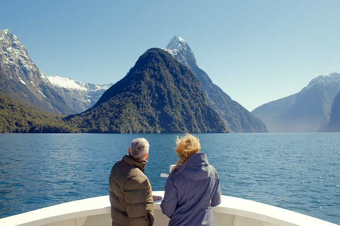 Cruise Milford Small Group Day Tour from Queenstown photo 7