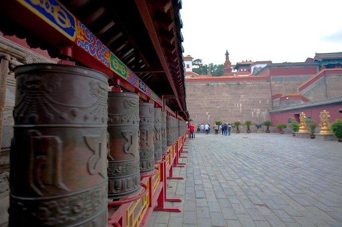 All Inclusive Private Chengde Custom Day Tour