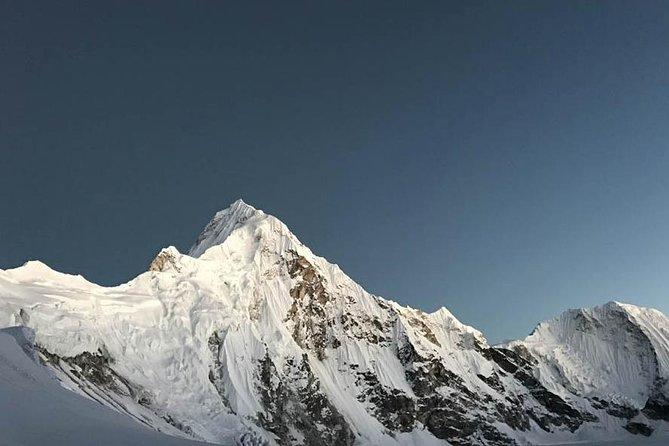 Khang Karpo Peak climbing